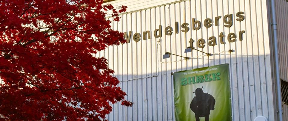 Wendelsbergs teaters byggnad